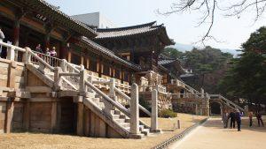 慶州の世界遺産、仏国寺(ブルクッサ)!