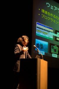 寺田先生の講演
