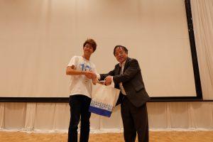 ナイトセッション3位受賞!