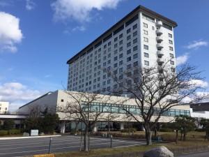 開催地の長浜ロイヤルホテル