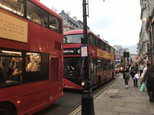 ロンドンの街並み Part2