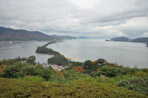 これが日本三景の一つの天橋立です!