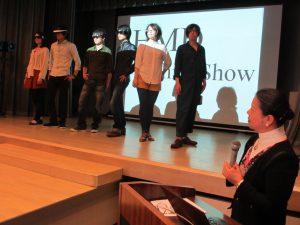 hmdファッションショー