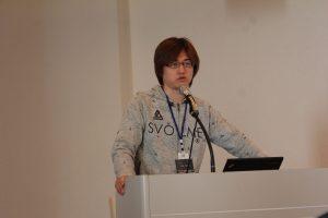村尾先生の発表